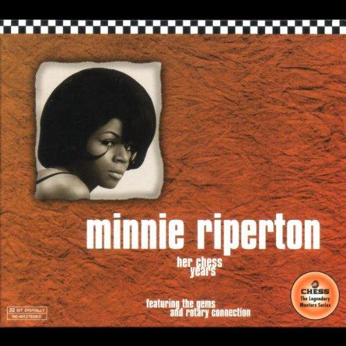 Minnie Riperton - Her Chess Years