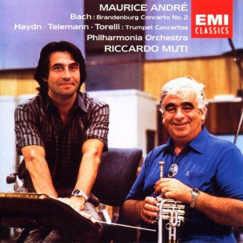 Maurice Andre - Trompetenkonzerte