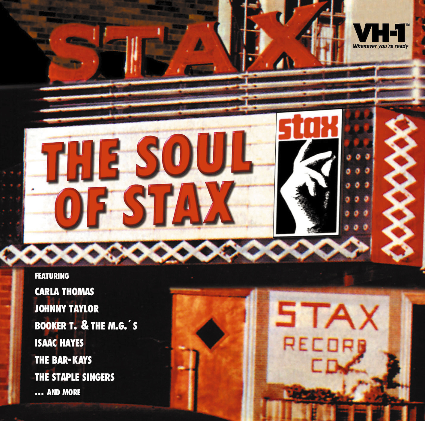 Various Stax Artists - The Soul of Stax