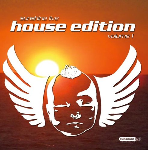 Various - Sunshine Live House Edition Vol. 1
