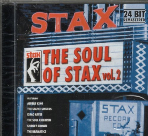 Various - The Soul of Stax Vol.2