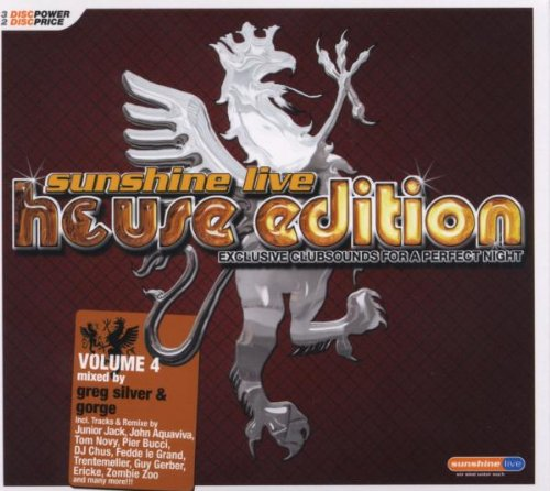 Various - Sunshine Live House Edition Vol. 4