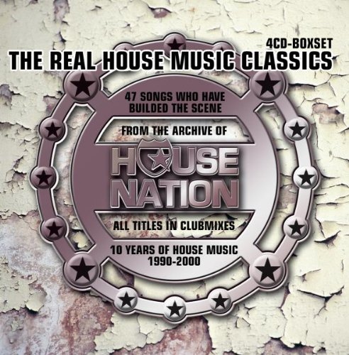 Various - The Real House Music Classics