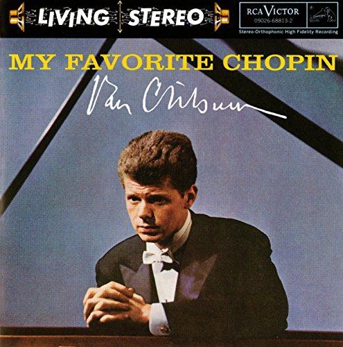 Van Cliburn - Living Stereo - Van Cliburn (My F...