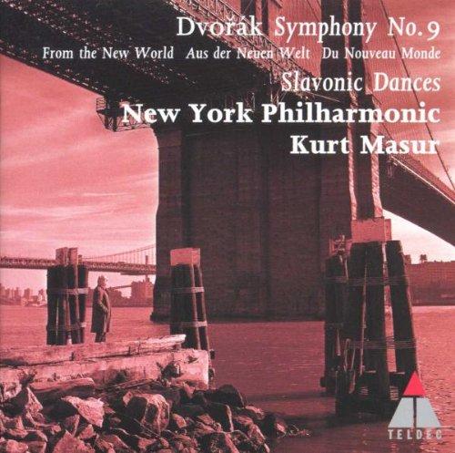 Kurt Masur - Sinfonie 9 / 3 Slawische Tänze