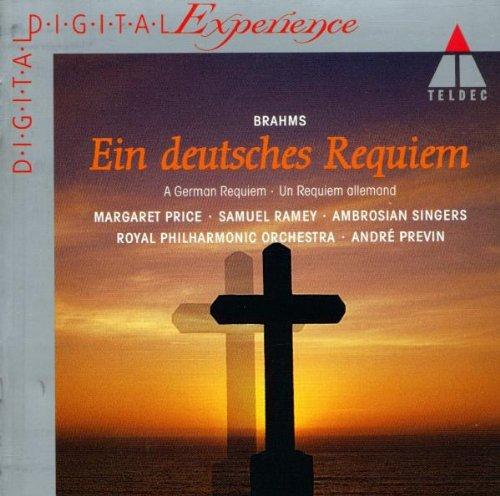 Ambrosian Singers - Ein Deutsches Requiem