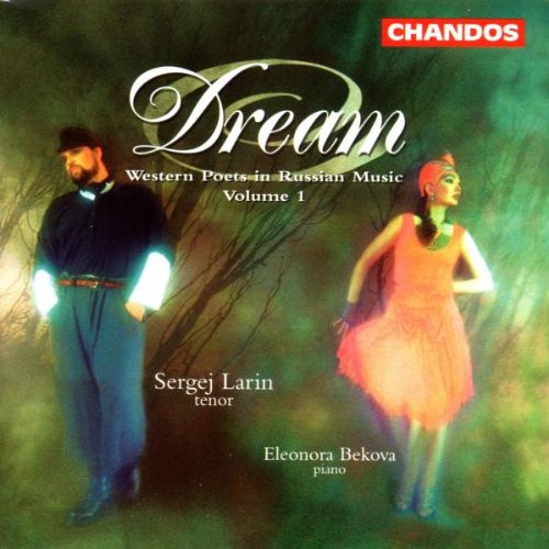 Sergej Larin - Western Poets In Russian Music V...