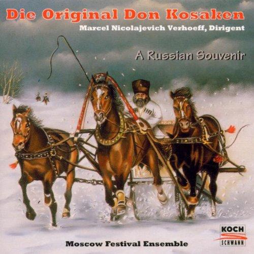 Original Don Kosaken - A Russian Souvenir