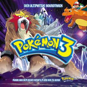 Pokemon3:der Ultimative Soundt [Soundtrack]