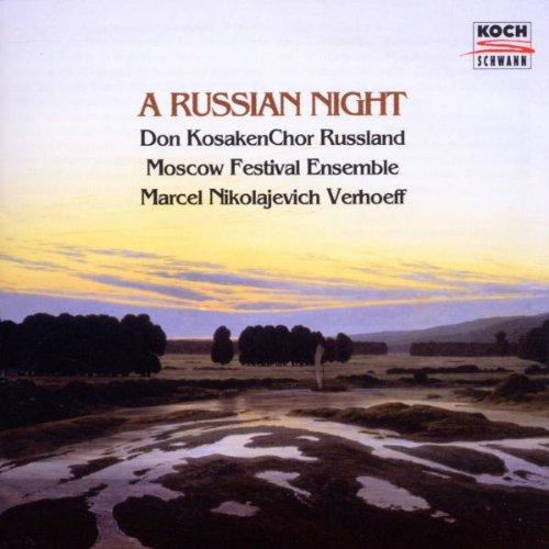Don Kosakenchor Russland - A Russian Night