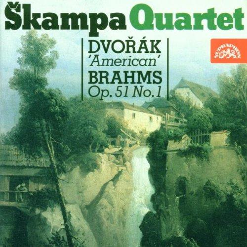 Skampa Quartet - Streichquartett American / Op. 51, 1