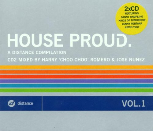 Various - House Proud Vol.1