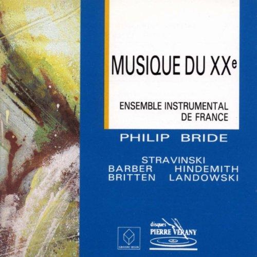 Philip Bride - Musik des 20. Jahrhundert