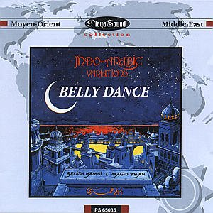 Baligh Hamdi - Belly Dance: Indo-Arabic Variations
