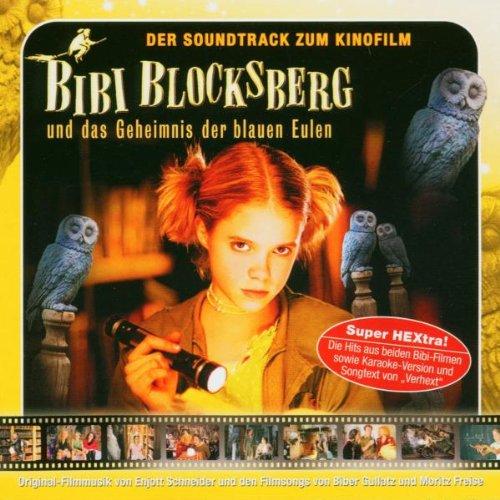Bibi Blocksberg und das Geheimnis der blauen Eulen. Soundtrack. CD. [Soundtrack]