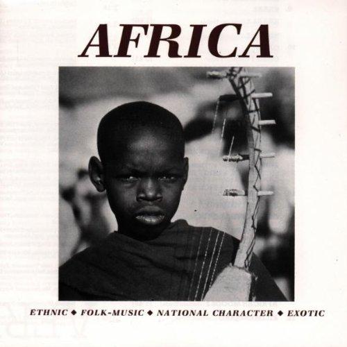 Various - AFRICA: Ethnic - Folk-Music - Nationa...