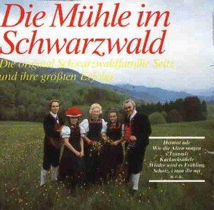 Various - Die Mühle im Schwarzwald