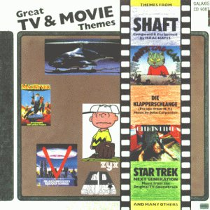 Various - Great TV-and Movie-Themes