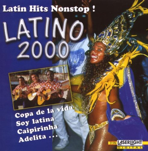Various - Latino 2000-Latin Hits Nonstop!