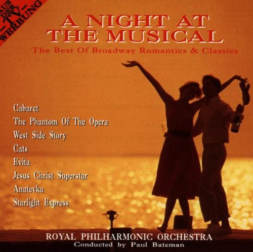 Rpo - Night at the Musical