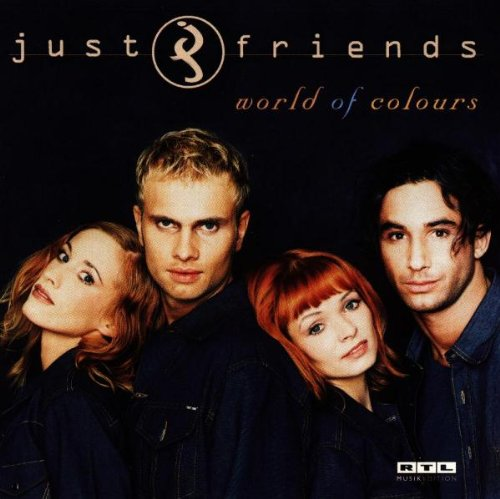 Just Friends - World of Colours