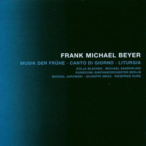 Blacher - Beyer,F.M.,Musik der Frühe/+