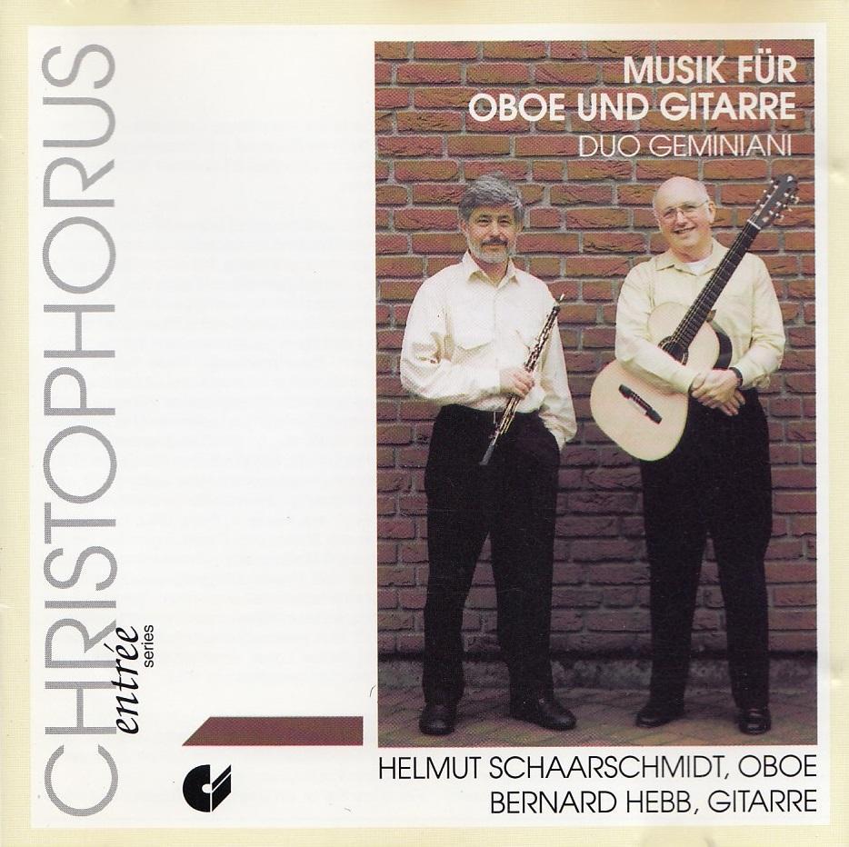 Duo Geminiani - Musik für Oboe und Gitarre