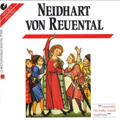 Ensemble für Frühe Musik Augsburg - Minnelieder