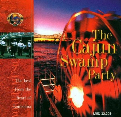 the Cajun Music Family - The Cajun Swamp Party