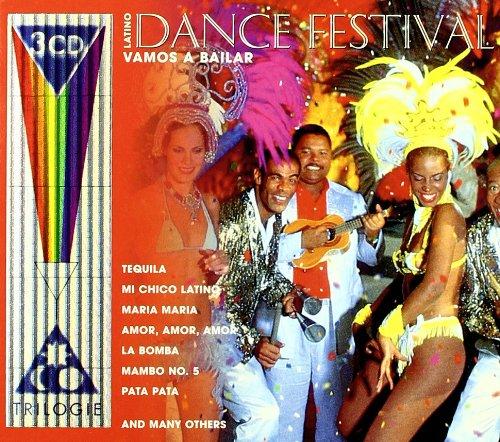Various - Latino Dance Festival-