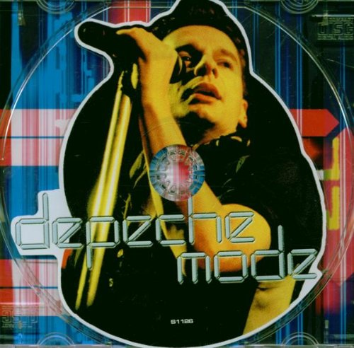 Depeche Mode - Bild-CD mit Interviews