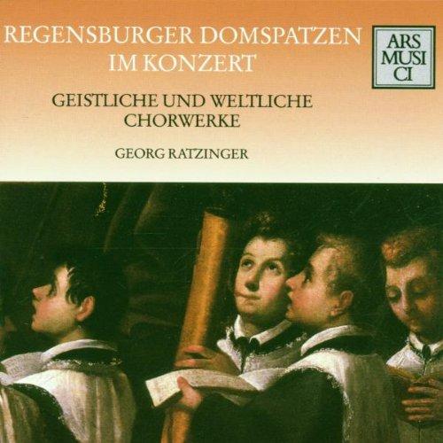 Regensburger Domspatzen - Chormusik von der Ren...