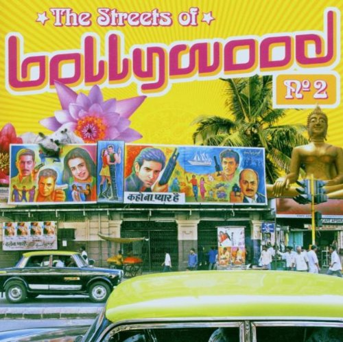 Various - The Streets of Bollywood No.2