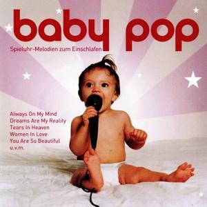Various - Baby Pop-Spieluhr Melodien Zum Einschlafen