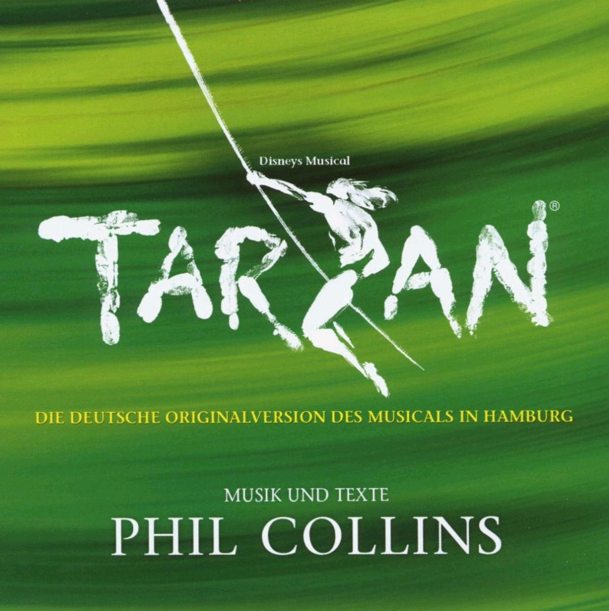Tarzan-Originalversion des Deutschen Musicals [...