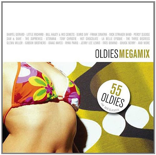 Various - Der Oldies Megamix