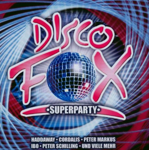 Various - Die Discofox-Superparty