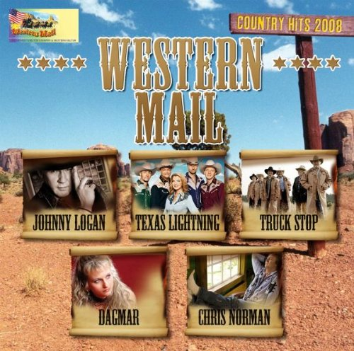 Various - Western Mail-Country Hits 2008