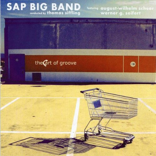 Sap Big Band - The Cart of Groove