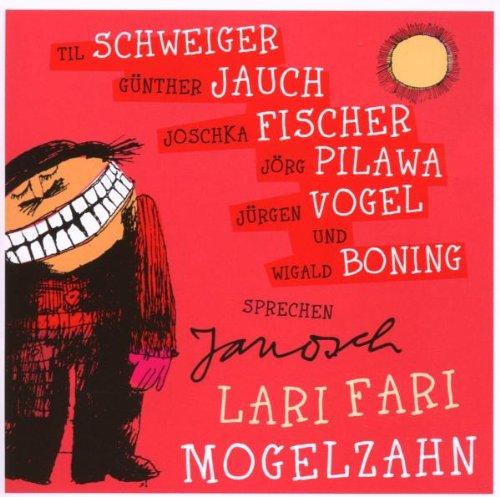 Väter Lesen Janosch - Lari Fari Mogelzahn