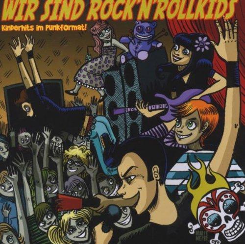 Various - Wir Sind Rock´N´Roll Kids