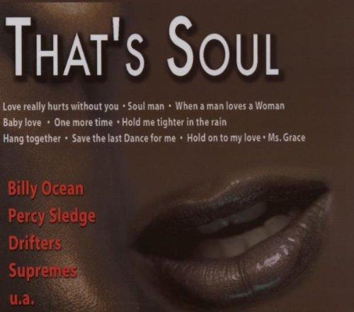 Various - That´S Soul