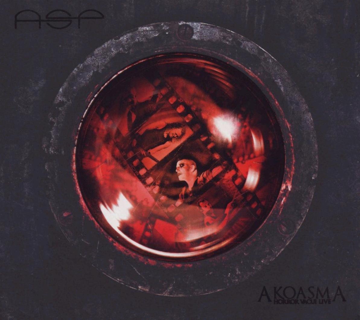 Asp - Akoasma-Horror Vacui Live