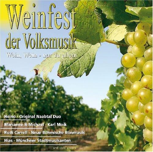 Various - Weinfest der Volksmusik - Wein, Wein ...