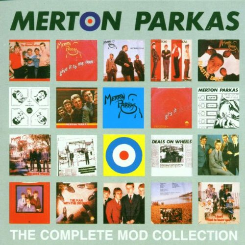 Merton Parkas - The Complete Mod Collection