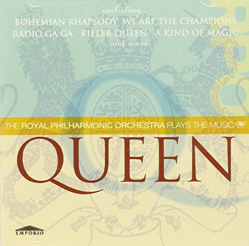 Rpo - The Royal Philharmonic Orchestra Plays The Music Of Queen