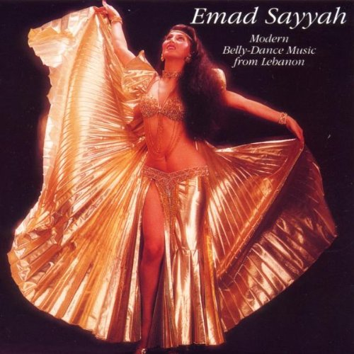Emad Sayyah - Modern Belly-Dance Music from