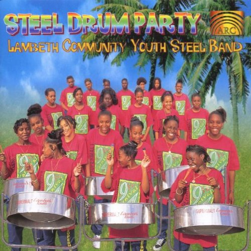 Lambeth Community Youth Steel - Steel Drum Party