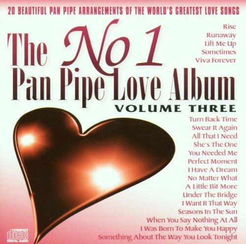 Various - The Number 1 Pan Pipe Love Alb