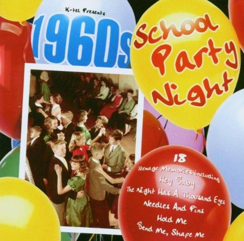Various - 1960 S School Party Night